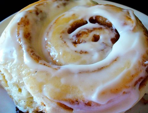 How to Have a Sweet Roll Heart Attack