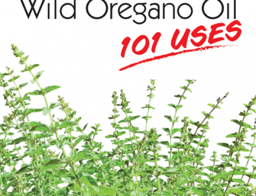 NEW! Doctor's Guide to Wild Oregano Oil – 101 Uses